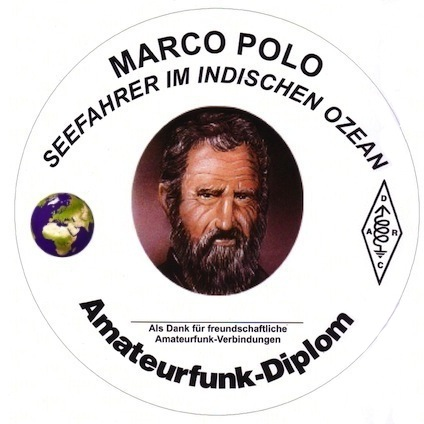 Marco Polo Seefahrer